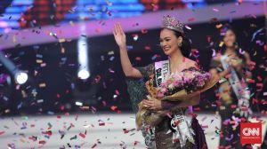 Kezia Roslin Cikita Warouw Sang Puteri Indonesia 2016 8