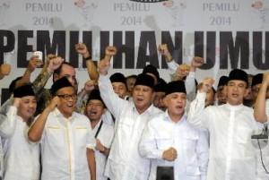 Gerindra: KMP Sudah Bubar!