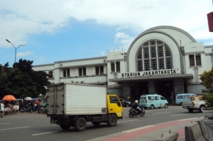 Kuliner Lezat di Stasiun Jakarta Kota 1