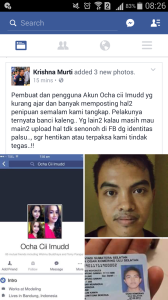 Polisi Tangkap Penipu dengan Modus Identitas Palsu di Social Media