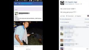 Selfie Di Depan Korban Kecelakaan, Remaja Pria Ini Tuai Kecaman Netizen