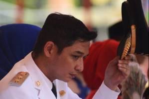 Tak Becus Pimpin Upacara, Pasha Eks UNGU Bikin PNS Palu Ngakak Berjamaah