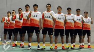 Tim Thomas Indonesia Melenggang ke Perempat Final