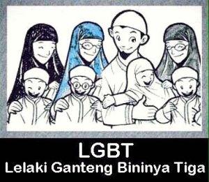 Kalau LGBT yang Ini Tidak Dilarang