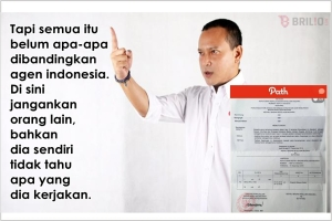 Humor Gus Dur Tentang Badan Intelijen; Cocok Banget Sama Banyu Biru!