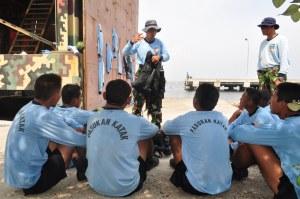 Investigasi Sumbatan Gorong Gorong Dekat Istana, Pemprov DKI Gandeng Pasukan Katak TNI AL