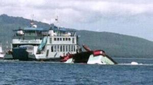 VIDEO: Detik Detik Tenggelamnya Kapal Rafelia 2 Di Selat Bali