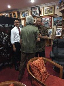 SBY Dukung Yusril Kalahkan Ahok