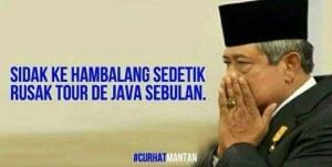 Pesan Simbolik Jokowi Dari Hambalang Untuk KPK