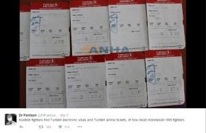 Ditemukan Ijazah WNI Yang Diduga Gabung ISIS Dan Tewas Di Suriah