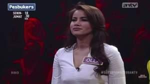 Diduga Tampil Di TV Tanpa BH, Olla Ramelan Bikin Jakun Netizen Naik Turun