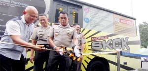 Mobil SKCK Pertama di Indonesia Diluncurkan di Bandung
