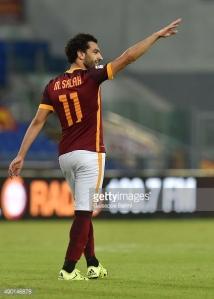 Roma Menang Karena Mohamed Salah 2