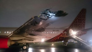 Batik Air dan TransNusa Tabrakan, Runway Bandara Halim Perdanakusuma Ditutup Sementara