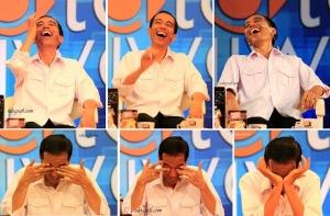 Ahok Cerita Soal Reklamasi, Presiden Jokowi Malah Ngakak