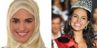 Mantan Ratu Kecantikan Republik Ceko Marketa Korinkova Memeluk Islam