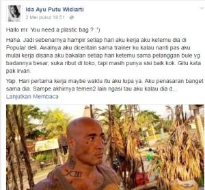 Cerita Dibalik Tewasnya Bintang MMA Amokrane Sabet di Bali 2