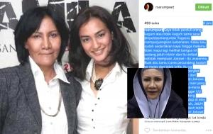 Ratna Sarumpaet Murka di Media Sosial Karena Disebut Mirip Valak