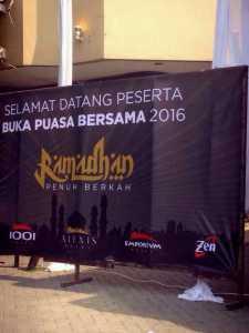 Alexis Hotel Gelar Buka Puasa Bersama 2016 dengan Tajuk Ramadhan Penuh Berkah