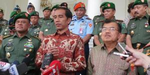Reshuffle Kabinet; Inilah Nama Nama Menteri Baru Jokowi