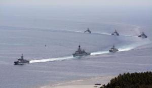 Perkuat Pengamanan Di Natuna, TNI AL Kirim 5 Kapal Perang Canggih