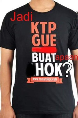 Ahok Maju Lewat Parpol, #BalikinKTPGue Jadi Trending Twitter, Meme KTP Gue Buat Apaan Ramai di Medsos 3