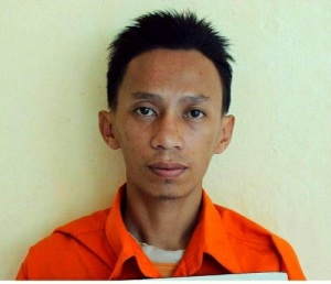 Buron Anwar Bin Kirman Napi yang Kabur Tertangkap di Bogor