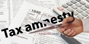 Wawancara Bersama Menkeu; Semua Tentang Tax Amnesty