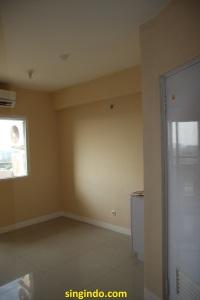 Living room dilihat dari kamar anak