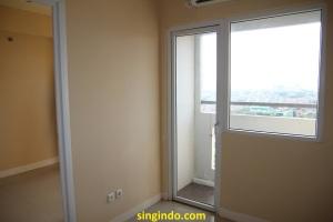 Balkon dilihat dari kitchen
