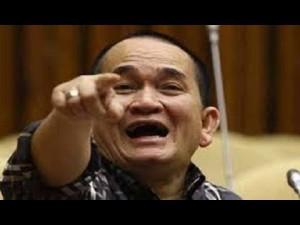 "Dipecat Dari Jabatan Jubir Demokrat, Ruhut: ""Mungkin Mereka Nafsu Melihat Aku di Danau Toba dengan Pak Jokowi"""