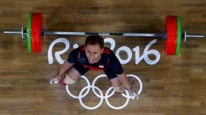 Jokowi Mengucap Syukur Atas Prestasi Eko Yuli Irawan di Olimpiade Rio 2016