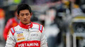 Manor Racing MRT Pecat Rio Haryanto