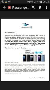 Video Handphone Samsung Meledak Terekam Kamera CCTV Hebohkan Dunia Maya
