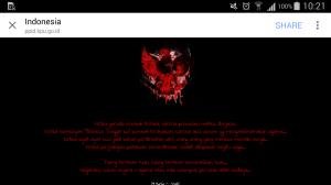 Situs KPU Kembali di Hack