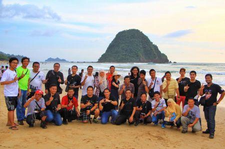 Menikmati Makanan dan Pantai Banyuwangi Dalam Event Blogger Goes to Honda Bikers Day 2016