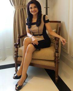 Tina Talisa Gantikan Posisi Ira Koesno Pada Debat Kedua Cagub DKI 2017
