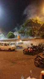 Ada Bom di Terminal Kampung Melayu