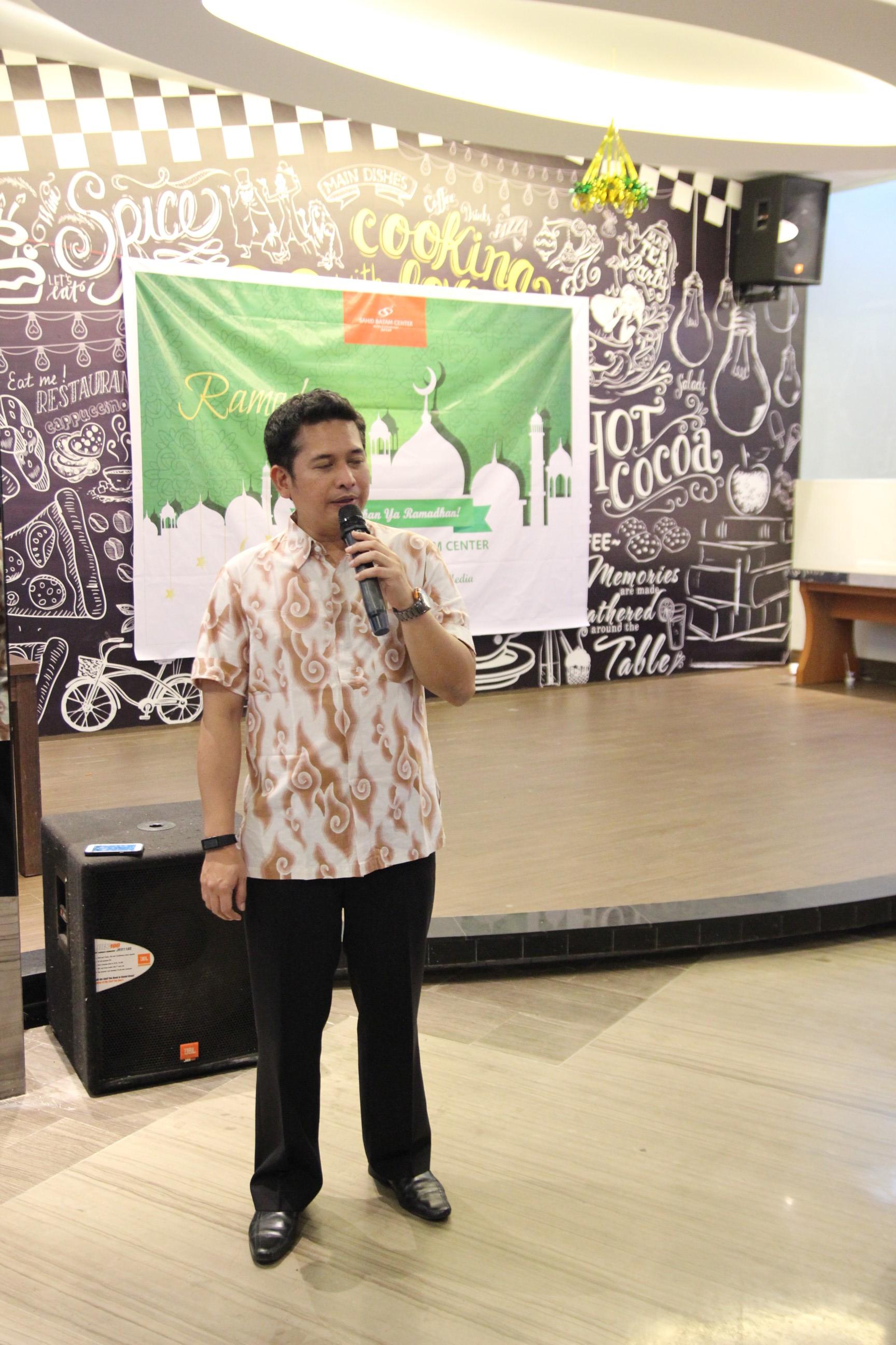 Sahid Batam Center Hotel Gelar Buka Puasa Bersama Anak ...